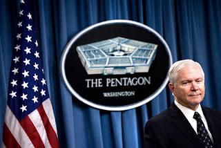 Robert Gates, secrétaire à la défense des Etats-Unis
