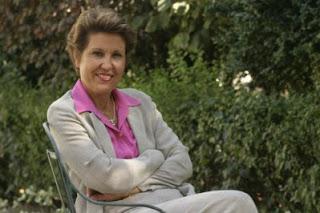 Brigitte Girardin, présidente du Club Villepin