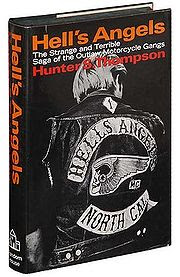 le livre Hell' Angels de Hunter S. Thompson