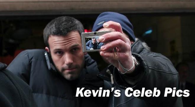 Kevin's Celeb Pics