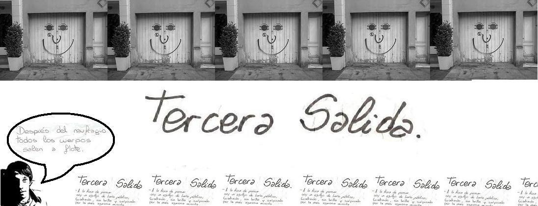 TERCERA SALIDA -