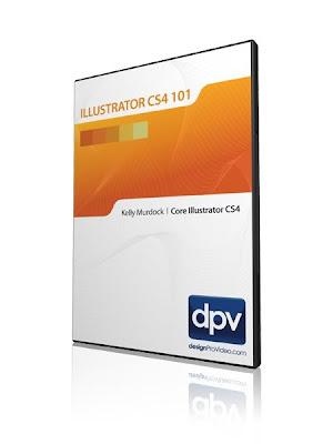DesignProVideo - Illustrator CS4 101 Core Illustrator CS4 (1 cd)