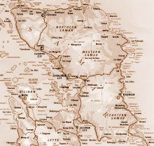 The Map of Samar