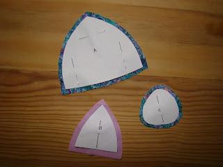 Chez mounette tuto des hiboux - Comment faire un cale porte en tissus ...