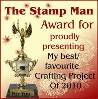 The Stamp Men challenge Blog