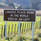 A cidade com o nome mais comprido do mundo