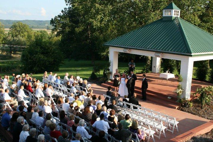 St Louis Wedding Liaison Blog Reception