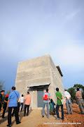 Rumah Burung Walit pertama di Tg Agas