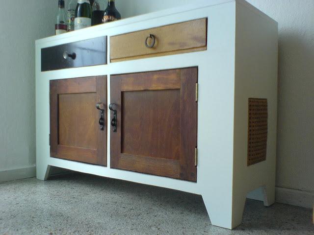 DIY Drawer Cabinet, DIY, Trendzeta, Schubladen Regal