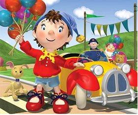 Noddy+cartoon+wallpaper