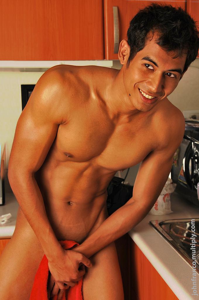 Dale Dizon Almost Nude by Kiko Galvez