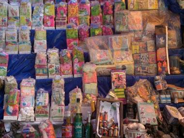 Las ofrendas bolivianas