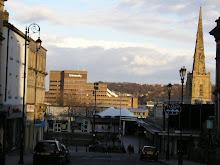 University in Huddersfield