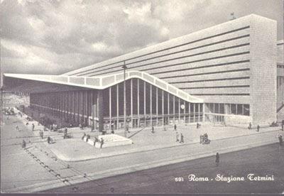 The italian piazza piazza del cinquecento stazione for Affitto ufficio roma stazione termini