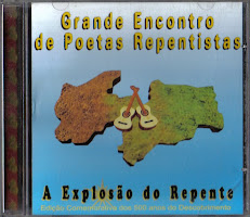"CD "" A Explosão do Repente"""