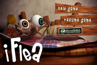 Free Android Game - iFlea