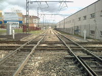 El Berrón - Cruce ferrocarriles