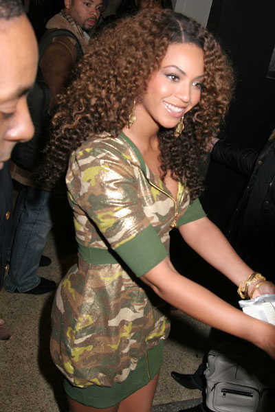 Lidijas Blog Apparently Beyonce Has Had An Eye For A
