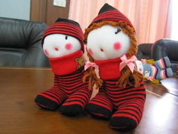 'ตุ๊กตาถุงเท้า' ผลงานจากหลังเลิกงานจำหน่ายทั้งในและต่างประเทศ ธุรกิจไอเดียสร้างสรรค์