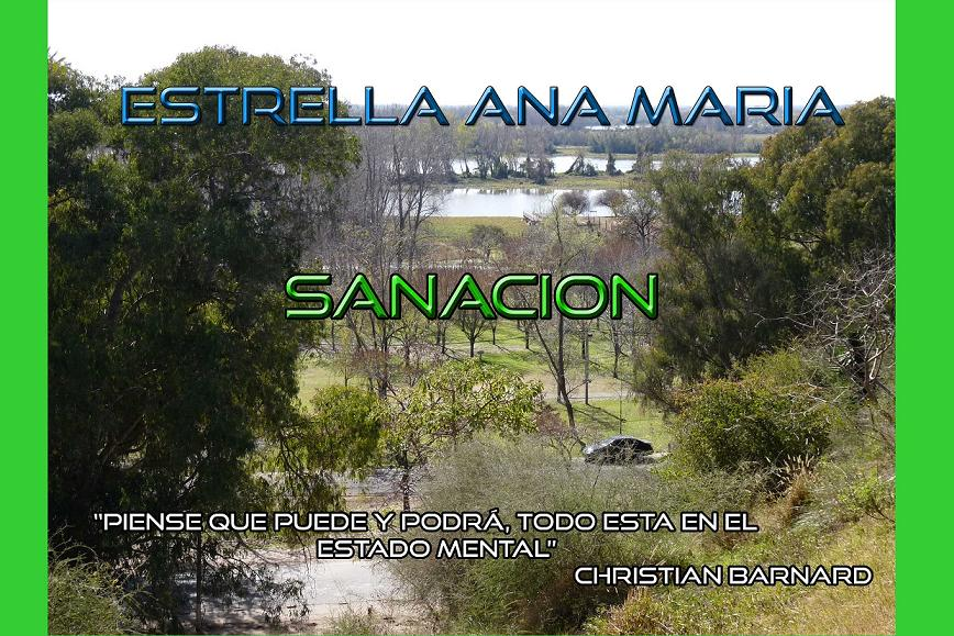 ESTRELLA ANA MARIA-SANACION