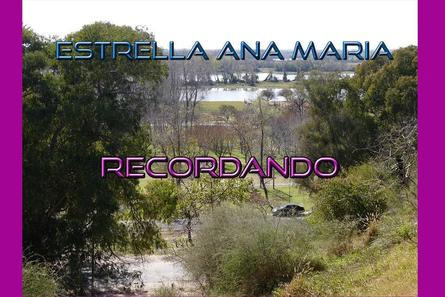 ESTRELLA ANA MARIA-RECORDANDO