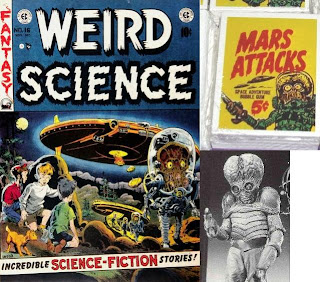Album Weird Science