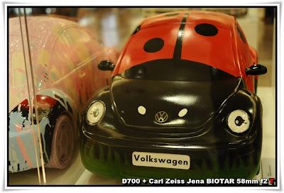 Volkswagen New Beetle Art Gallery