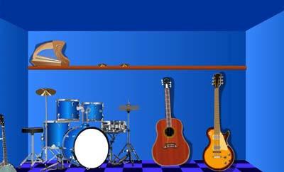 Musical Room Escape