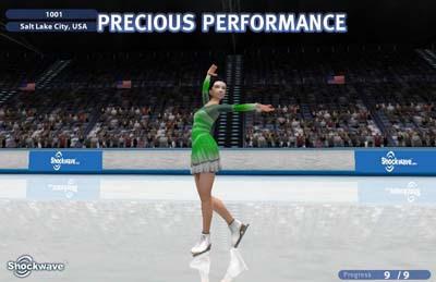 Championship Figure Skating