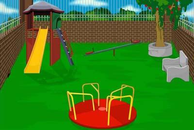 Children's Park Escape