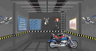 Ghost Rider Escape