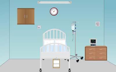 Hospital Ward Room Escape