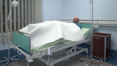 Hospital: The Secret Mission Escape