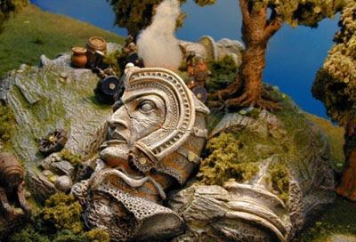 Treasure Hunt: Ancient Turret
