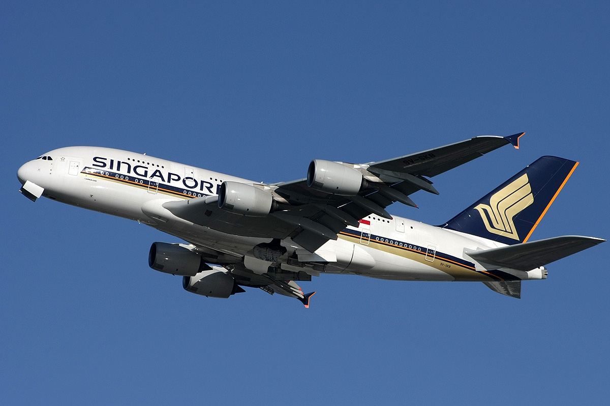 Aero Pacific Flightlines: December 2010