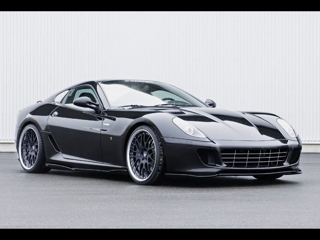 Best Wallpapers  Ferrari 599 Wallpapers