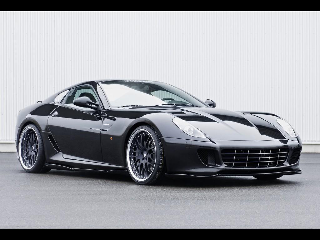 Ferrari 599 Wallpapers