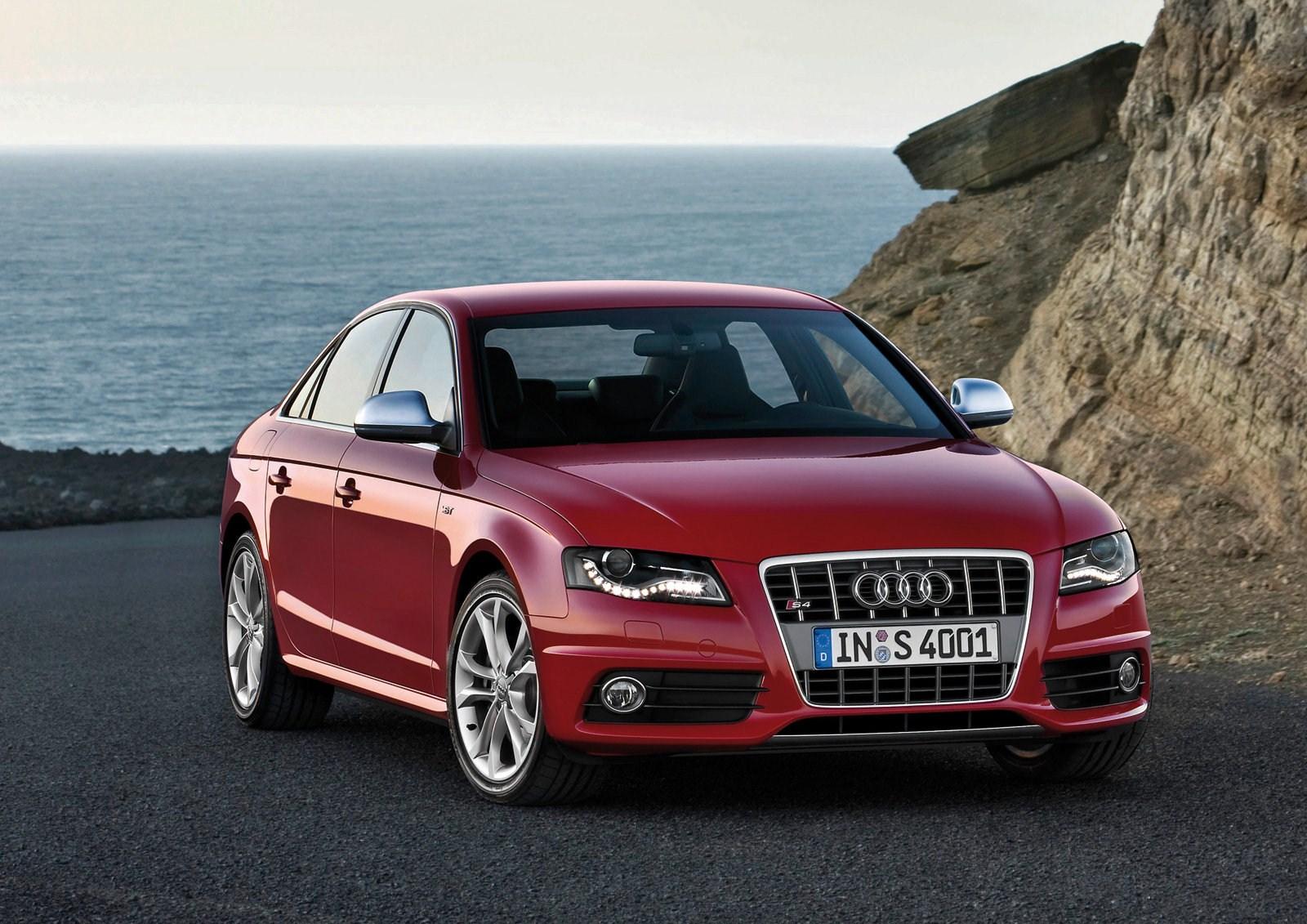 Audi S4 Front Wallpaper