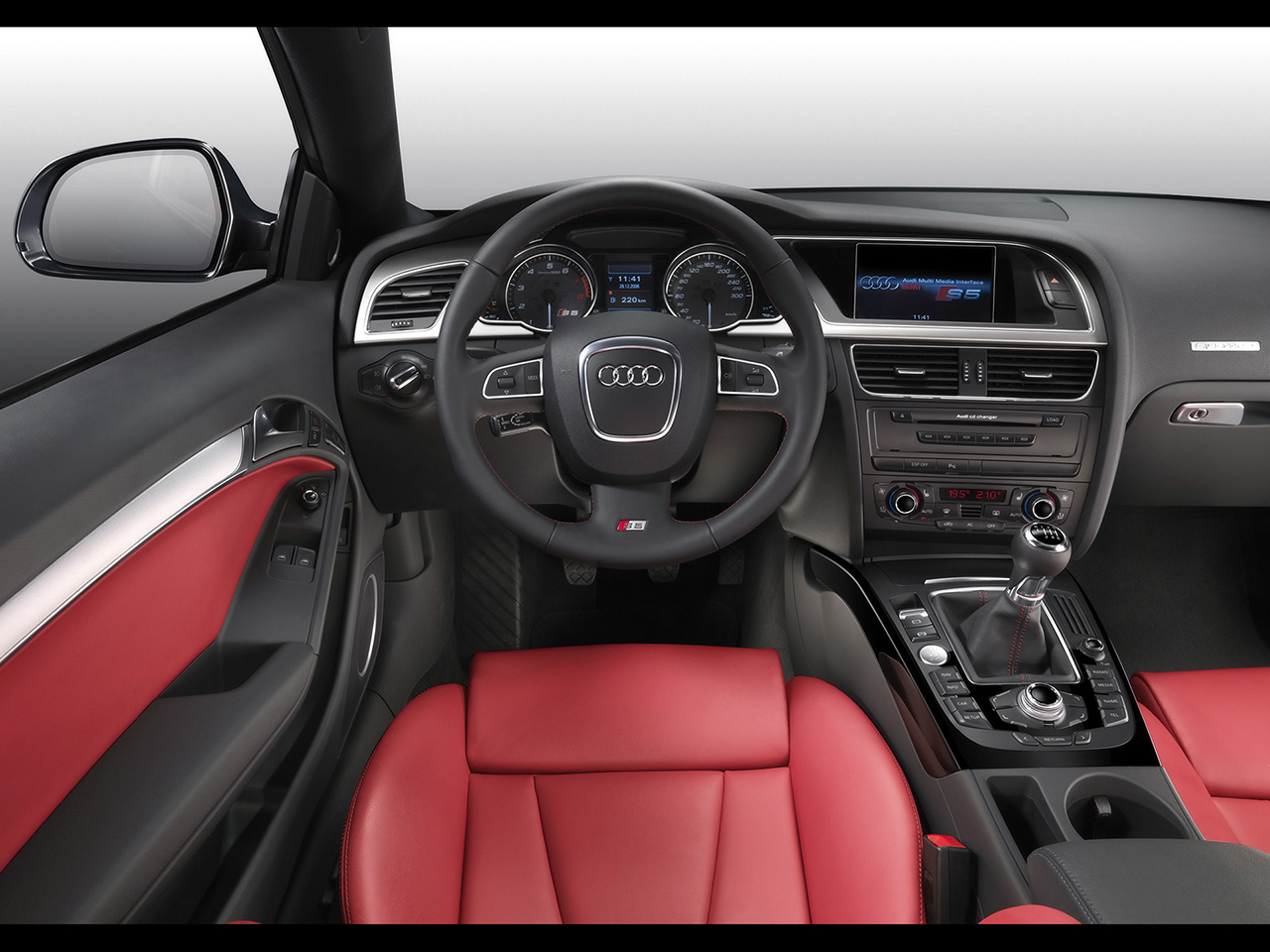 Awesome The Sophisticated Interior Of The S5 Has Seating For Up To Five  Wheels With Summer Performance Tires, A Fullcolor Heads Up Display, Tunes  Via A Bang ...