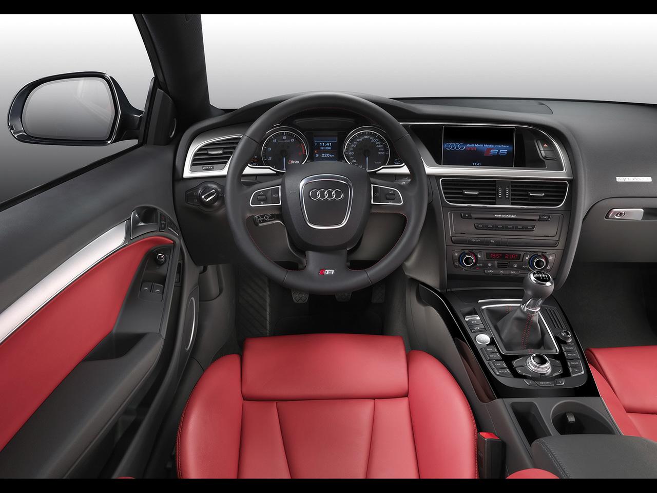 Best Wallpapers: Audi S5 Wallpapers