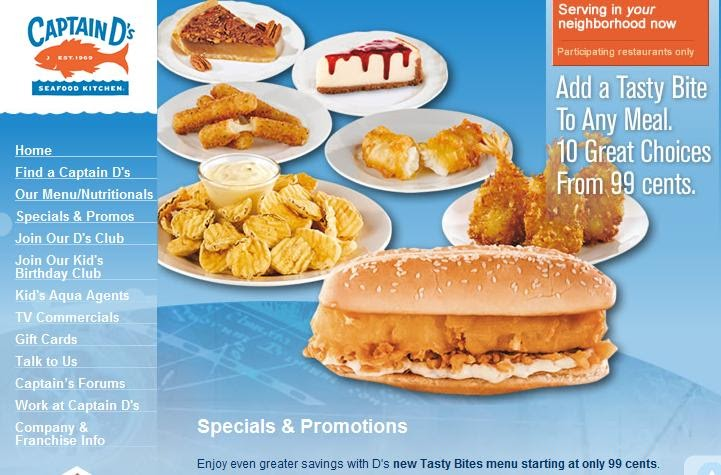 Captain d's printable coupons 2019