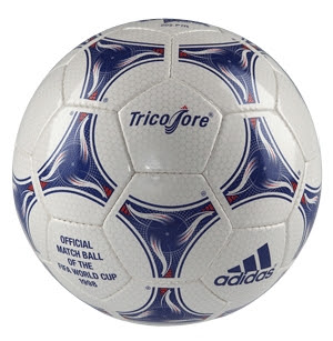 la pelota de futbol