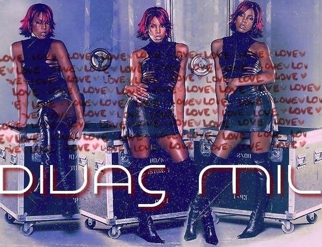 Divas Mil - Semana Kelly Rowland