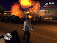 GTA San Andreas Full Cheat List