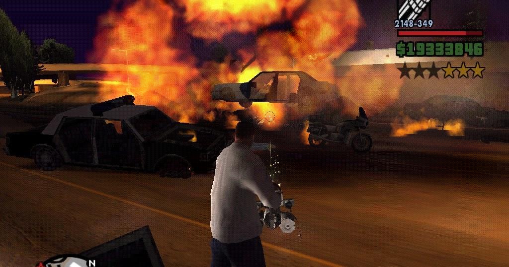 Cheat GTA (Cheat GTA 3, San Andreas, Vice City, Liberty City) untuk PC