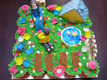 Figurine Cup Cakes