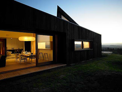 And Stevens Lawson Architects Designed This Long, Low, Mysterious Home On  Hawkes Bayu0027s Te Mata Peak, Which Was Photographed By Mark Smith.