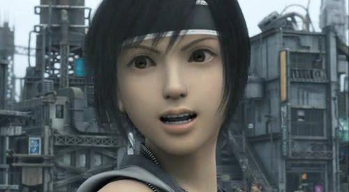 Final Fantasy VII Advent Yuffie Kisaragi