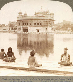 Golden Temple, Amritsar 100 years ago
