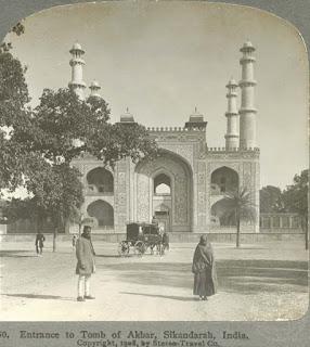 Akbar the Great, tombe